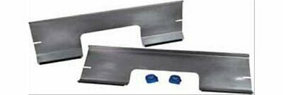 Heidts TA-003 Toe-In Alignment Plates Steel Natural Pair