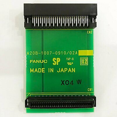 A20B-1007-0910 1PC Used Fanuc Connector Board Tested Good