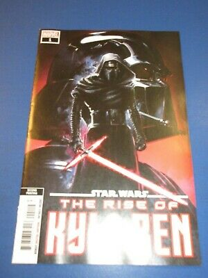 Star Wars the Rise of Kylo Ren #1 2nd print NM Gem Wow