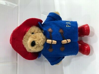 Paddington Bear stuffed toy
