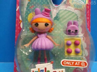 Lalaloopsy Mini Bouncer Fluffy Tail Bunny Rabbit NEW Easter Doll Target Exclusve