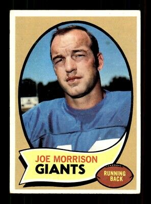 1970 Topps Football 2-258 VG-EX Pick From List All PICTURED