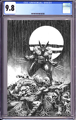 WOLVERINE #1 KAEL NGU LIMITED EDITION CONVENTION EXCLUSIVE 9.8 Pre Sale