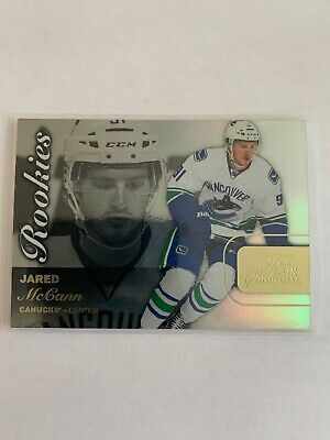 2015-16 Fleer Flair Showcase #50 Jared McCann Rc