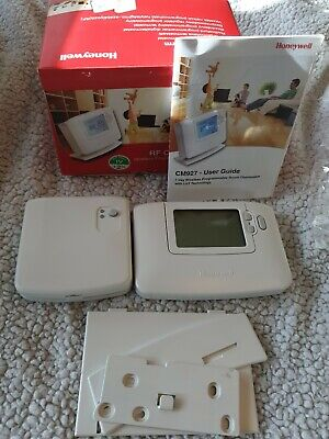 Honeywell Cmt927 A 1049 Wireless Pprogrammable Thermostat, Cm927,