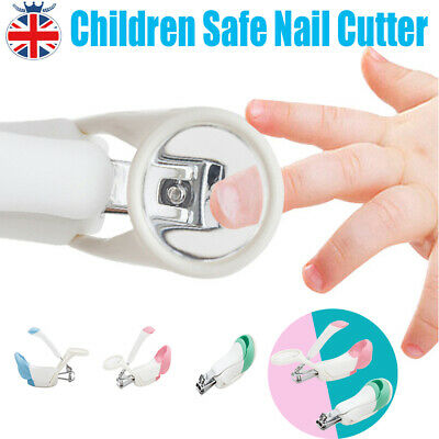 Baby Nail Clippers Safety Cutter Care Toddler Infant Trimmer Scissors Manicure