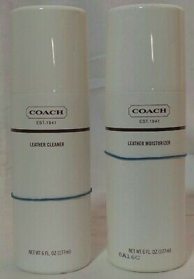 Coach Handbag Leather Cleaner - Leather Moisturizer