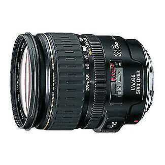 Used Canon 28-135mm F3.5-5.6 EF IS Lens
