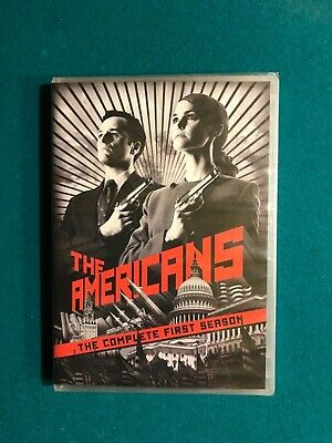 The Americans DVD - Complete First Season