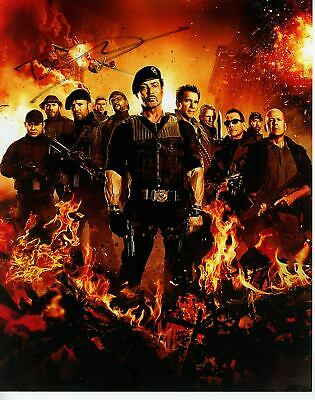 Dolph Lundgren - Expendables 2 - 8x10 signed photo