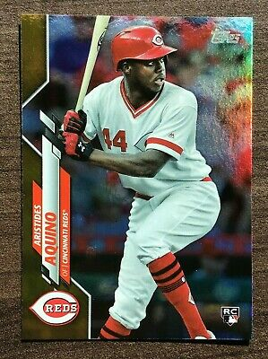 2020 Topps Series 1 Gold Foil Base Card Parallel  ~ Pick your Card