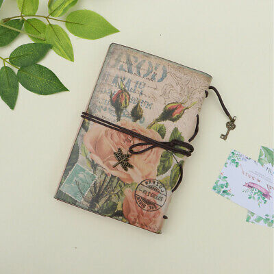 1PC Europear Style Kraft Paper Retro Diary Journal Notepad Notebook for Planner