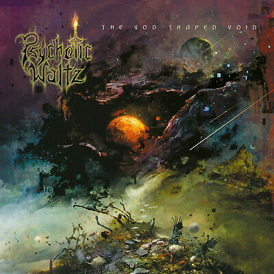 Psychotic Waltz - THE GOD-SHAPED VOID - (CD)