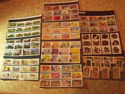10 PREMIERES SERIES COMPLETES FRANCE 2014 120 timbres