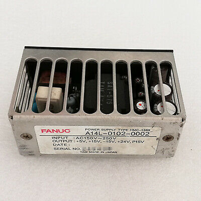 1PC A14l01020002 Used Fanuc Power Supply Tested Good