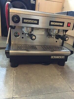 rancilio s20 midi/de coffee machine