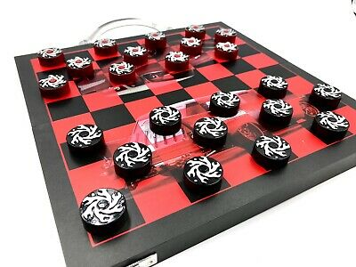 Snap On Checkers Set - Limited Edition version 2008 (crown Premiums) BN