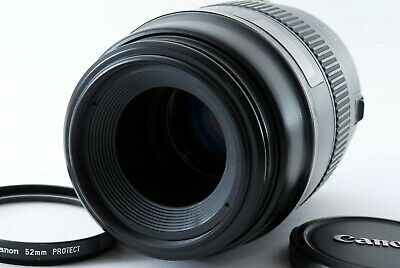 Excellent+++++ Canon EF Macro 100mm F/2.8 AF Lens Non USM tested from Japan