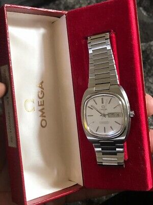 Omega Seamaster Ref.166.0211 Vintage Watch Automatic Stainless Steel Cal 1020