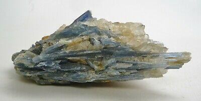 Natural Blue Kyanite Crystal Specimen Brazil 130 grams Reiki Crystal