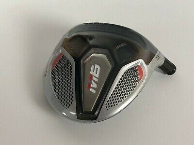 Tour Issue Taylormade M6 3 Wood Head, Choose Loft