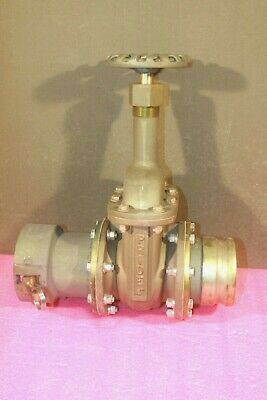"""OPW 664F4 4"""" Gate Valve Coupling Half Quick Disconnect Male/Female Caml-lock"""