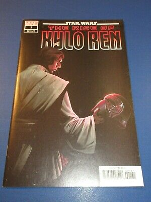Star Wars Rise of Kylo Ren #1  Variant Hot FVF Beauty Wow