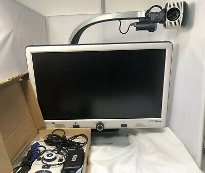 Enhanced Vision DaVinci Pro HD/OCR DAVP1E24A Video Magnifier 24""