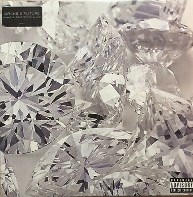 Drake & Future - What A Time To Be Alive - Vinyl LP 33T Neuf sous Blister