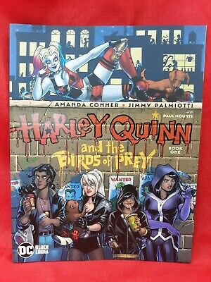 Harley Quinn & Birds of Prey #1 CVR A Variant, Conner, 2020, Black Label, VF/NM