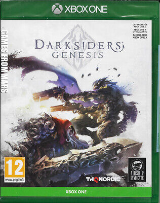 Darksiders Genesis Xbox One Nuovo Italiano