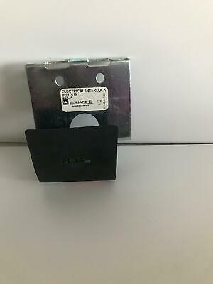 Square D 999TC10 Auxiliary Contact