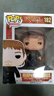both Boondock Saints Murphy MacManus FUNKO Pop Vinyl set