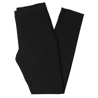 Theory Womens Becker Black Suit Separate Skinny Dress Pants Trousers 4 BHFO 8942