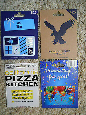 Collectible Gift Cards, new, unused, with card backing, no value on cards (P-9)