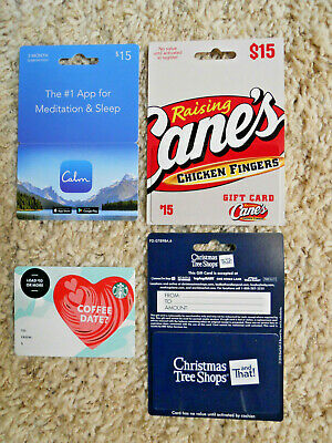 Collectible Gift Cards, unused, new, with backing, no value on cards     (P-3)