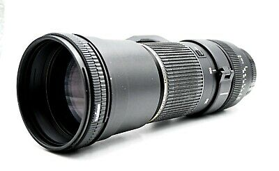 Tamron SP A08 200-500mm f/5-6.3 LD AF IF Di Lens For Minolta/Sony