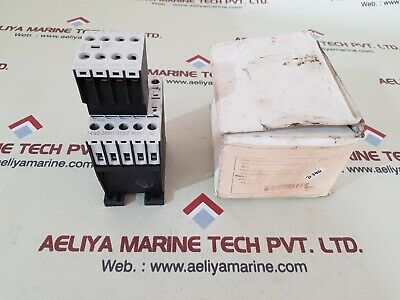 Moeller Dil a-xhi04 / Dil a-40 Auxiliar Contactor