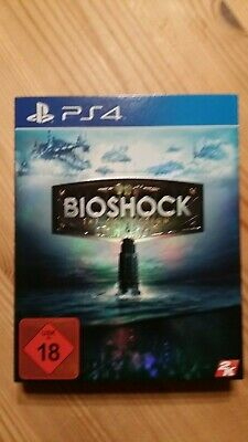 Bioshock - The Collection (Sony PlayStation 4, 2016) PS4