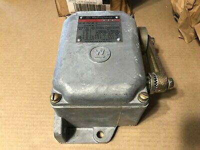 Westinghouse, Limit Switch, HDH