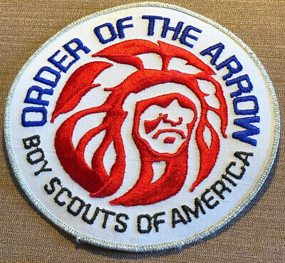 Large Order Of The Arrow Boy Scout Patch