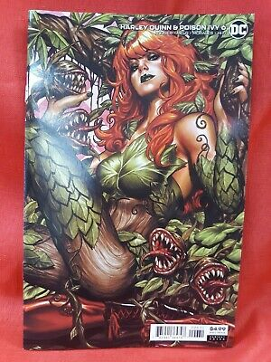 Harley Quinn & Poison Ivy #6 Mark Brooks Poison Ivy Variant, 2020, VF/NM