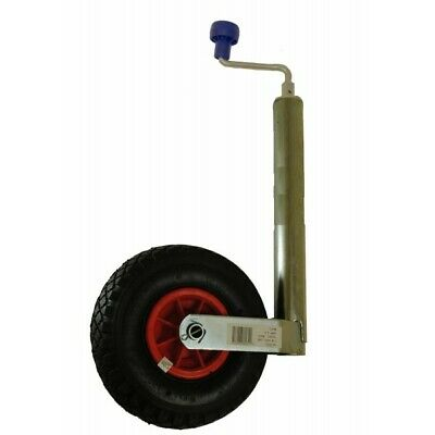 48mm 75kg Pneumatic Jockey Wheel No Clamp MP437 Maypole Genuine Quality Product
