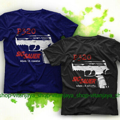 New Heckler Koch MP-5 A3 Fire Arms Community Black Shirt S to 5XL