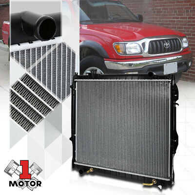 Aluminum Core Radiator OE Replacement for 95-04 Toyota Tacoma Auto AT dpi-1755