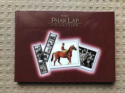 The Phar Lap Collection Race Book