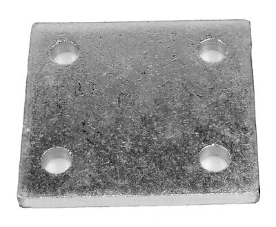 3 Inch Drop Plate Zinc Plated 231 Maypole Genuine Top Quality Product New
