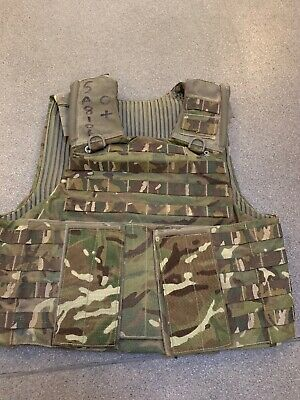 MTP CAMO COMMANDERS ADMIN MK4 POUCH POCKET British Army Issue NEW