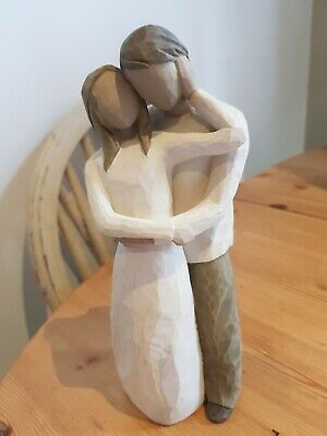 Willow Tree Figures , Together, 2000 Susan Lordi