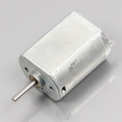 DC 6V 7400RPM Motor FF-130SH Low-Speed Mute Micro High Torque Motor RC-Modell